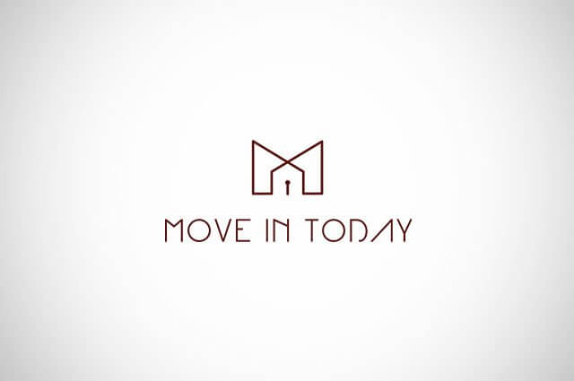 Move In Today Logo Design