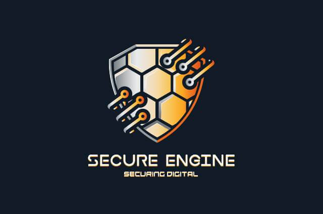 Secure Engine Logo Design