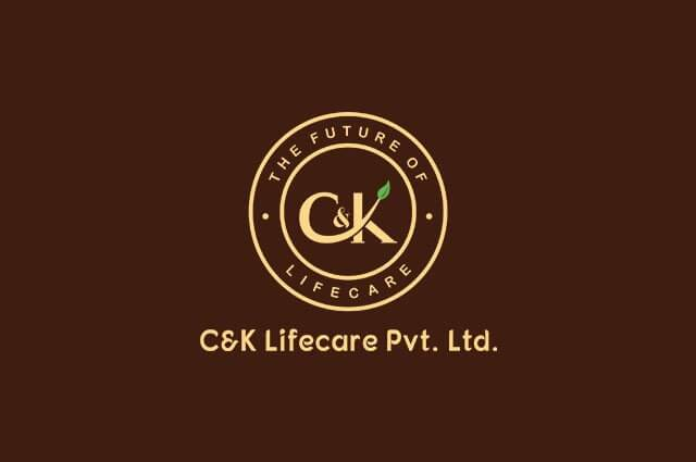 C&K Lifecare Logo Design