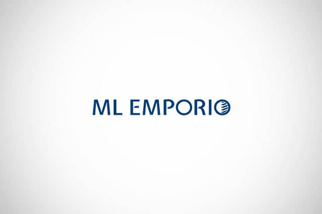 ML Emporio Logo Design