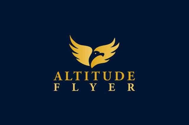 Altitude Flayer Logo Design