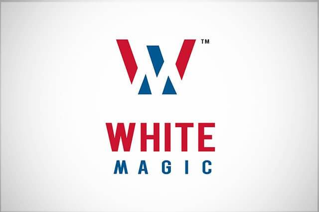 White Magic Logo Design