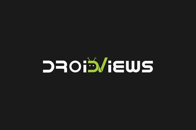 Droid Views Logo Design
