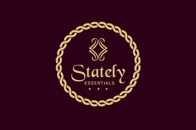 Stately Logo Design