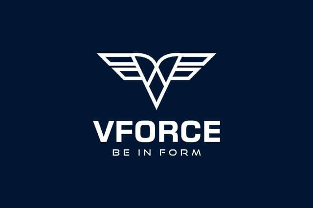 Vforce Logo Design