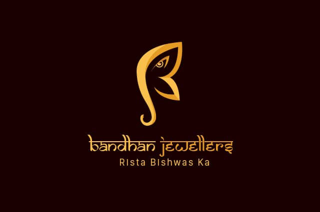 Bandhan Jewellers Logo Design