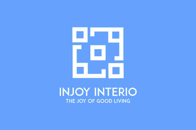 Injoy Interio Logo Design