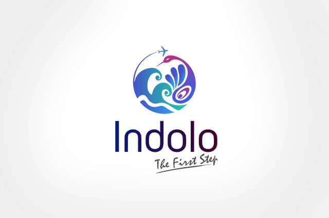 Indolo Logo Design