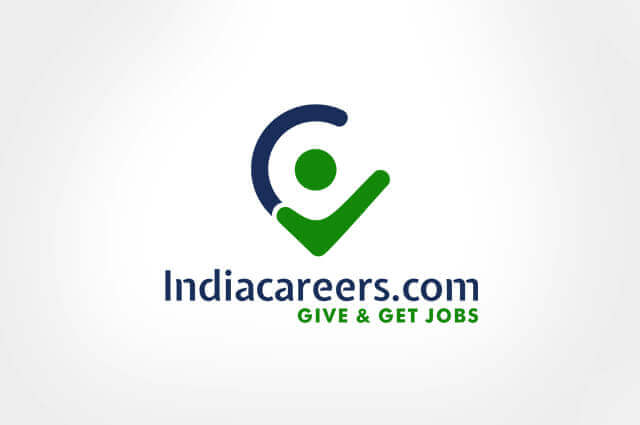 India Careers Logo Design