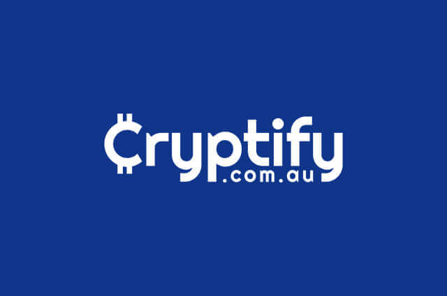Cryptify Logo Design
