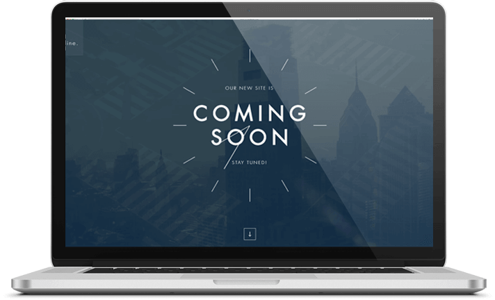 Coming Soon Page Designing Services
