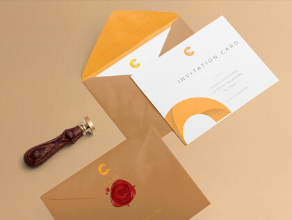 Invitation Card Designing