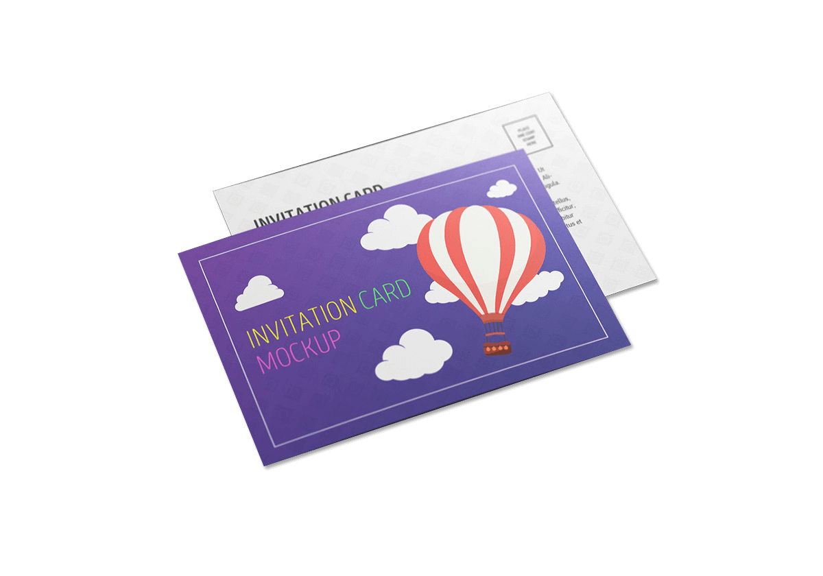 Invitation Card Designing Services