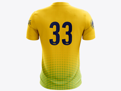 Sports Jerseys Designing