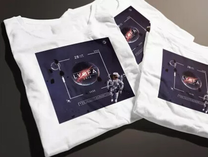 T-Shirts Designing Services