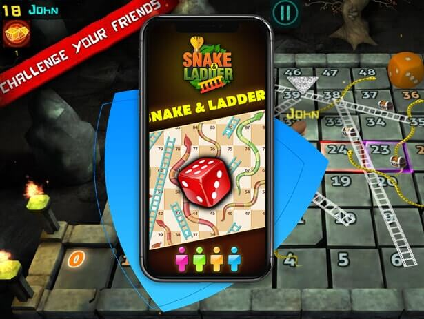 Snake & Ladders Game Development