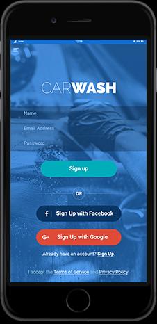 Car Wash Website App Development Company