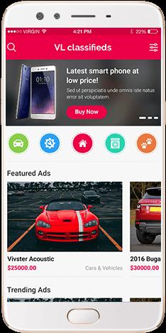 Classified Website & App Development Company - Olx Clone